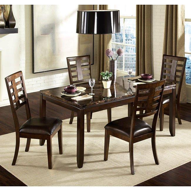 Standard Furniture Dining Room Sets: Bella Dining Room Set Standard Furniture