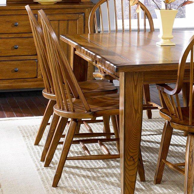 Treasures Formal 7 Piece Dining Set: Treasures Dining Room Set Liberty Furniture