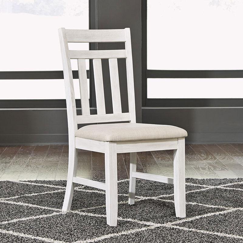 Summerville Slat Back Side Chair Set Of 2 Liberty Furniture Furniture Cart