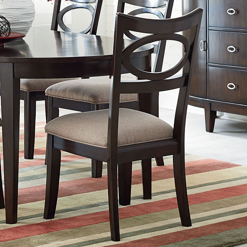Serenity Oval Dining Room Set Standard Furniture