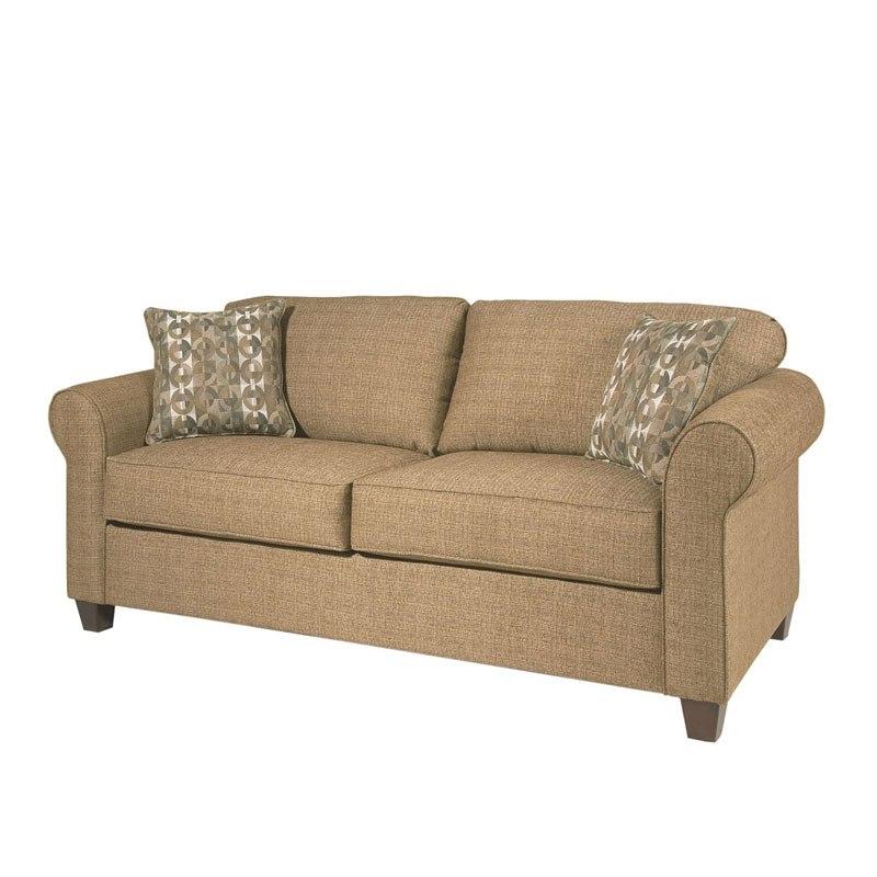 1750 Series Burbank Henna Sleeper Hughes Furniture