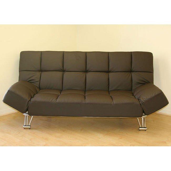 Venus Sofa Bed (Chocolate)