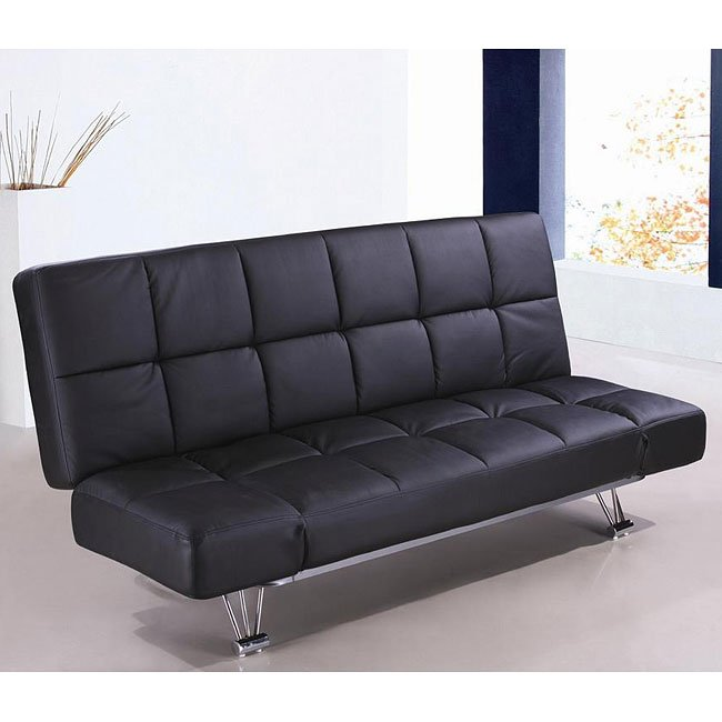 Venus Sofa Bed (Black)