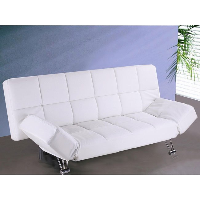 Venus Sofa Bed (White)
