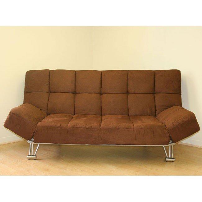 Venus Sofa Bed (Chocolate Microfiber)