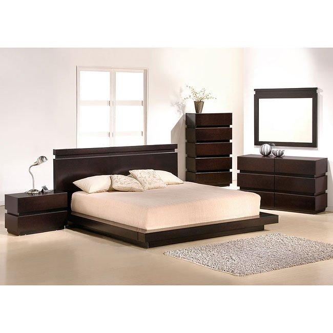 Knotch bedroom set