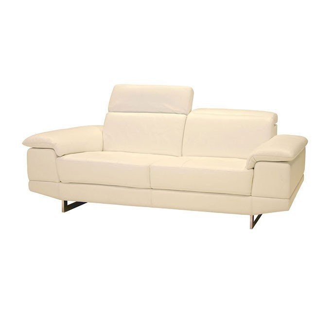 2071 Italian Leather Sofa