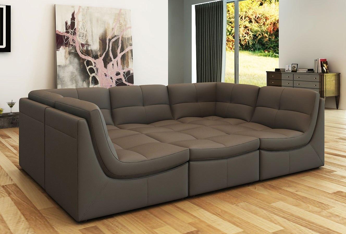 Lego 6 Piece Modular Sectional Grey Jm Furniture Furniture Cart