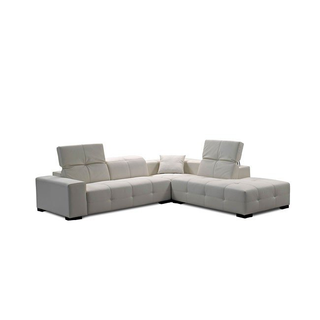 London Right Facing Chaise Sectional
