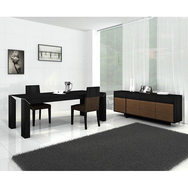 Earth Modern Dining Room Set