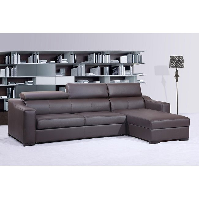 Ritz Right Chaise Sleeper Sectional