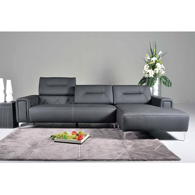 5137 Right Facing Chaise Sectional