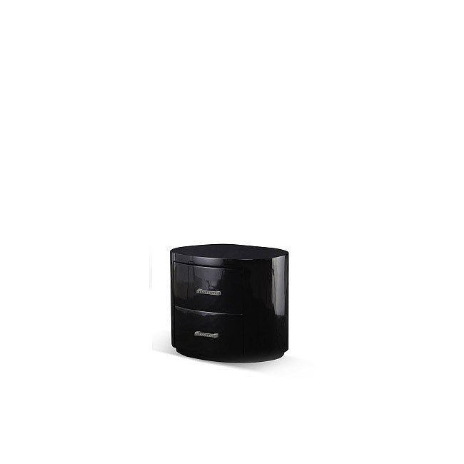 Zoe Nightstand (Black)