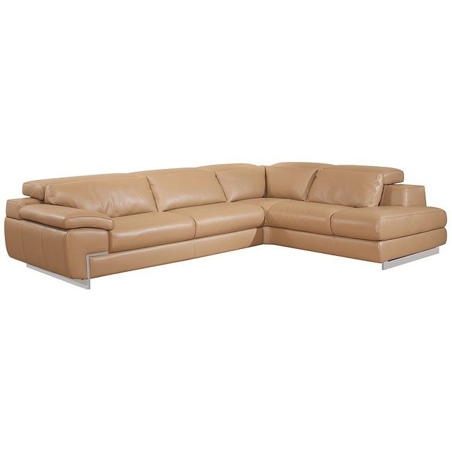 Oregon II Right Facing Sectional (Mouton)