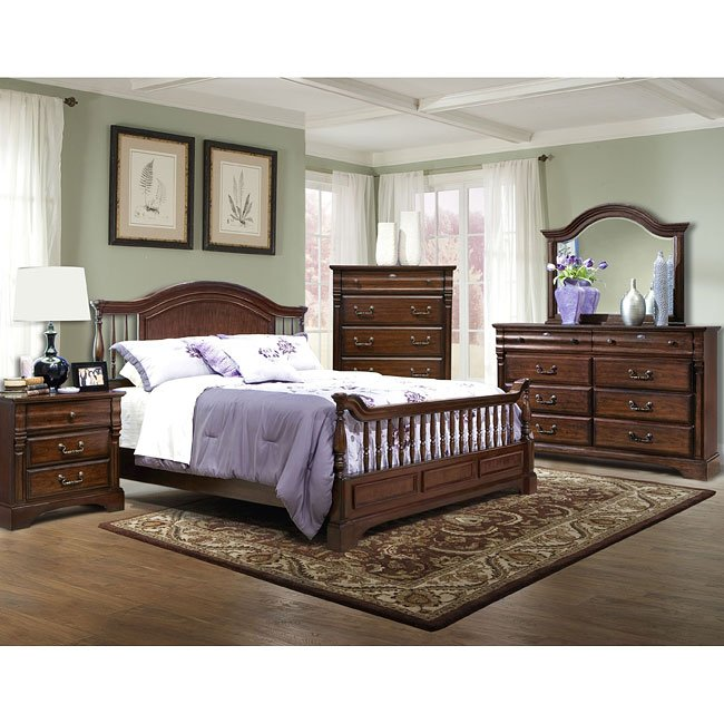 Washington Manor Bedroom Set