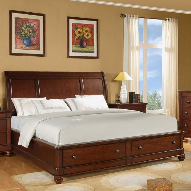 Olmsted Storage Bed