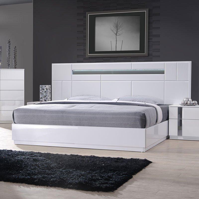 Palermo Platform Bed