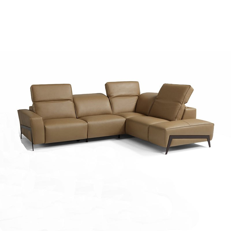 Ocean Motion Right Chaise Sectional (Miele)