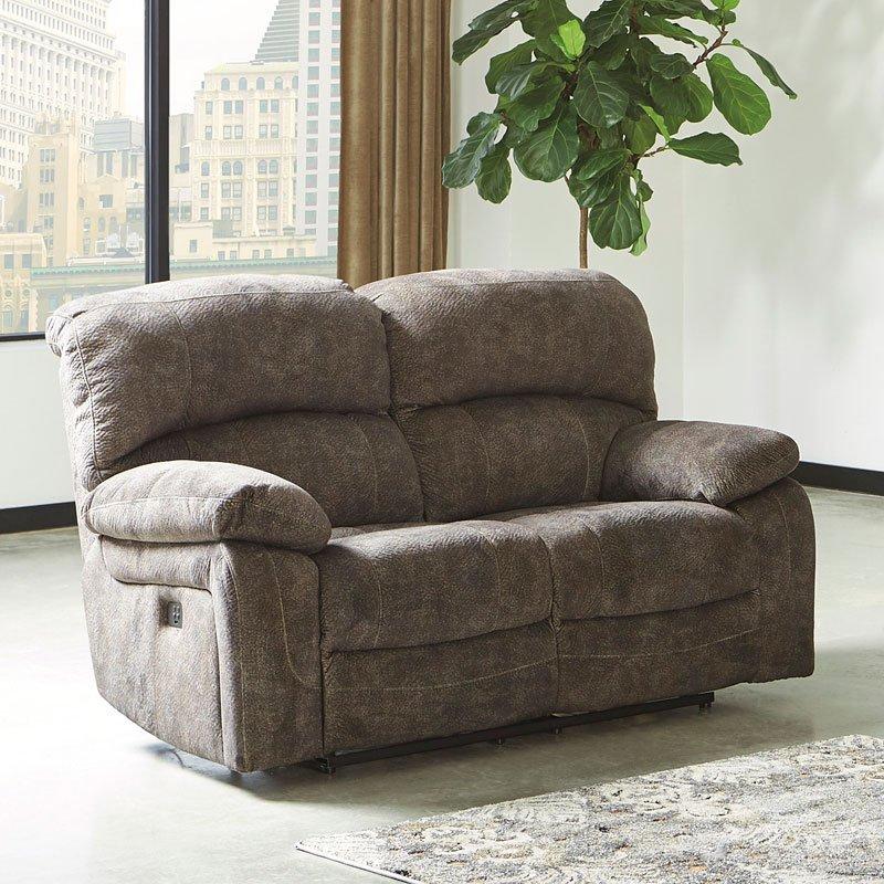 Cannelton Power Reclining Living Room Set W Adjustable