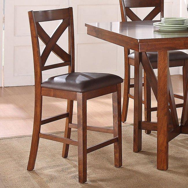 Sundance 24 Inch Counter Height Chair (Set Of 2) Standard Furniture |  Furniture Cart