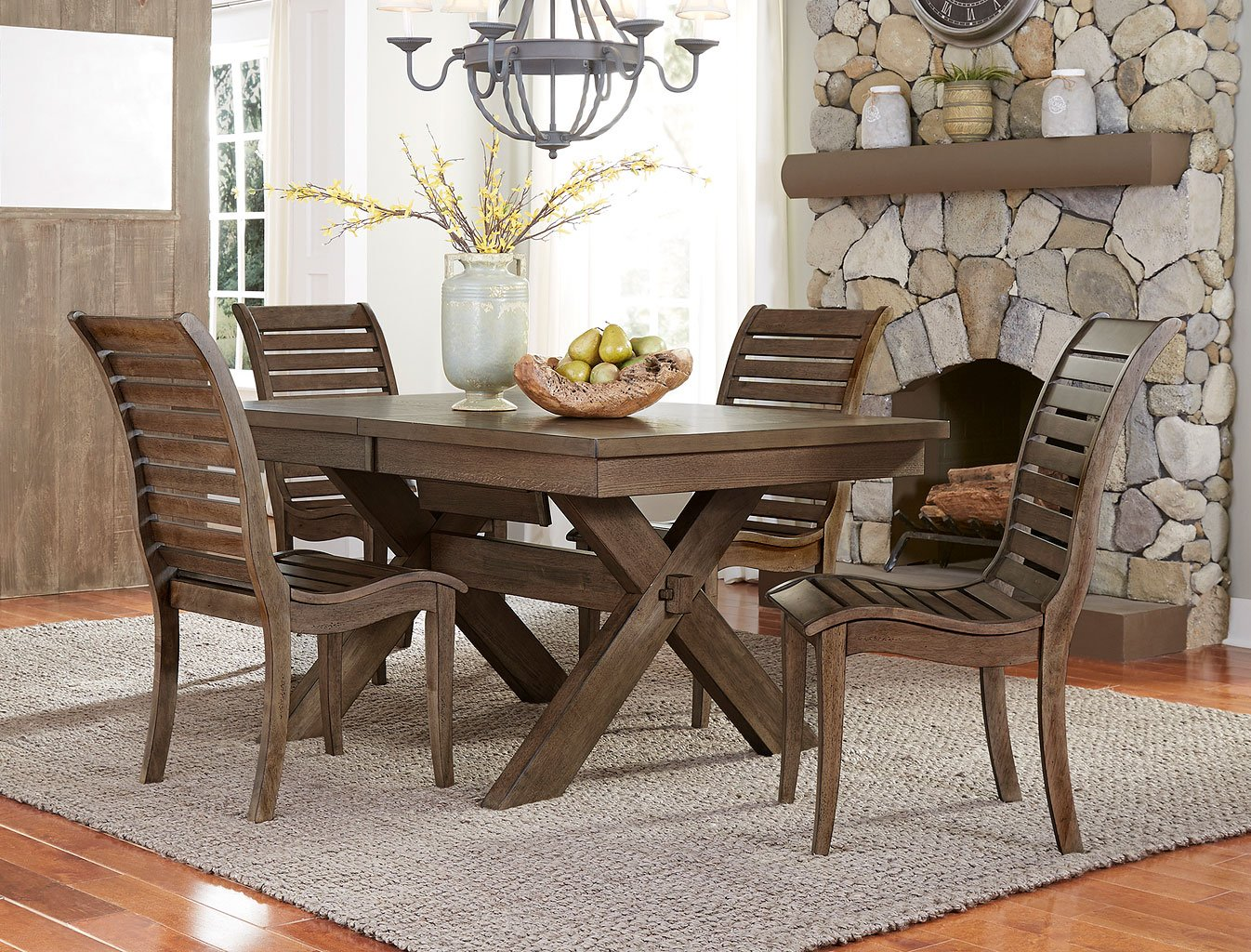 Bayside Crossing Rectangular Dining Room Set Liberty