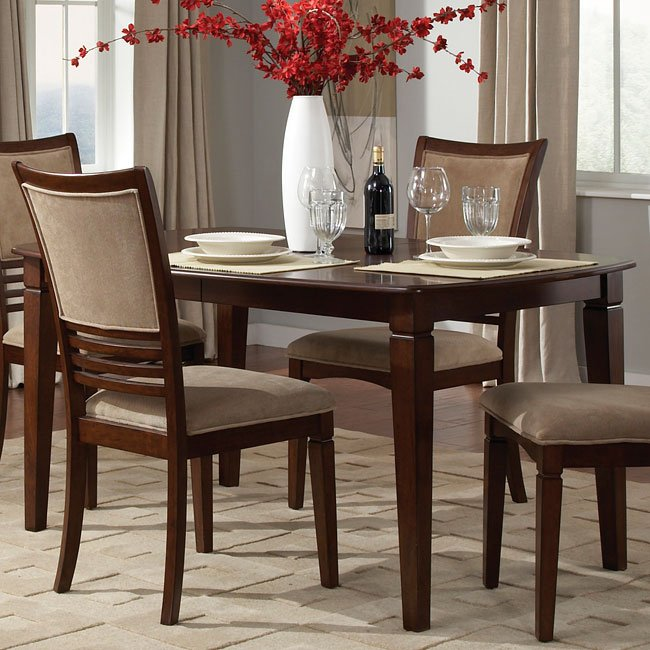 Dazzelton Dining Room Table: Davenport Rectangular Dining Table Liberty Furniture