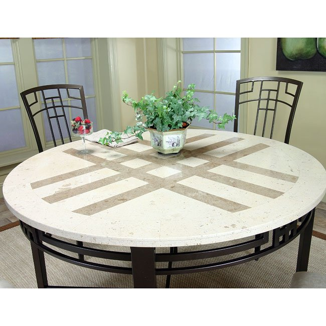Beta Round Dining Table Cramco Furniture Cart