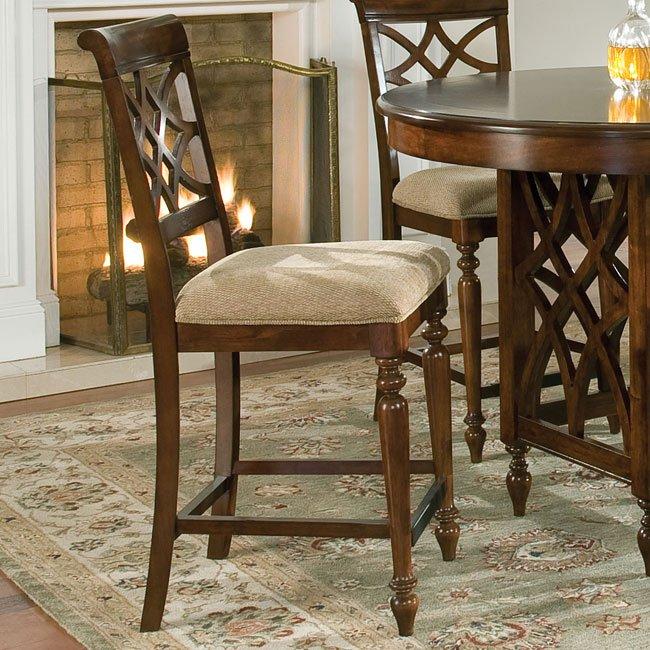 Standard Furniture Dining Room Sets: Woodmont Counter Height Dining Room Set Standard Furniture