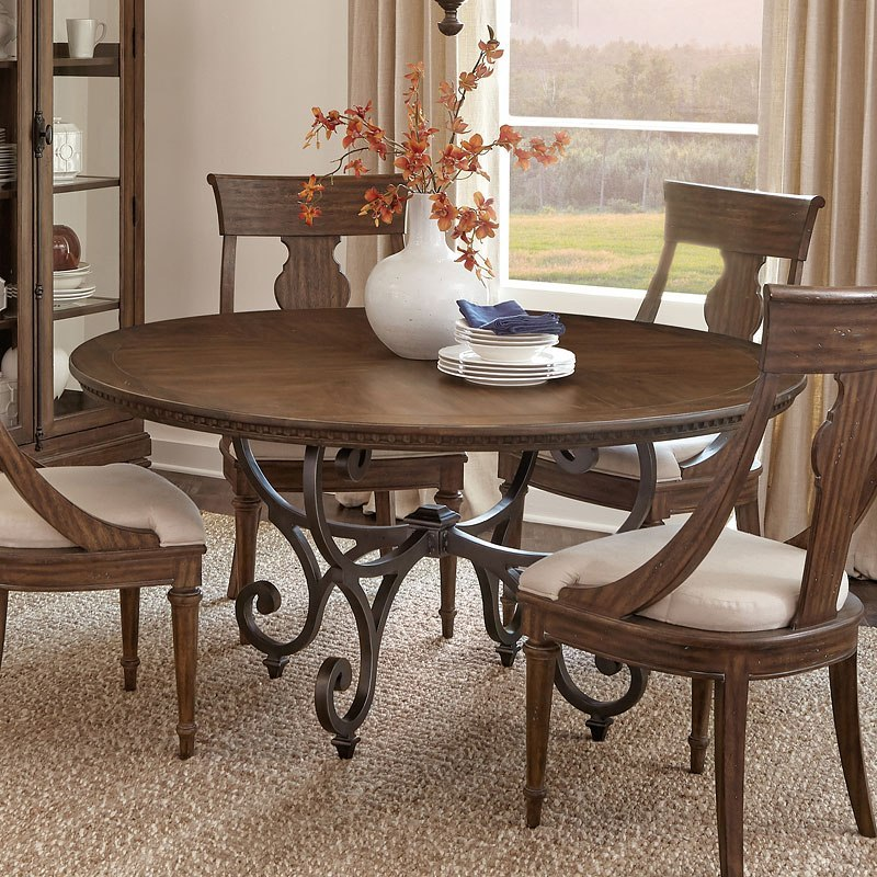 Turtle Creek 60 Inch Round Dining Table