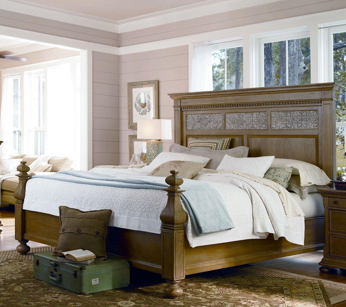 Paula Deen Down Home Bedroom: Down Home Aunt Peggys Bedroom Set (Oatmeal) Paula Deen