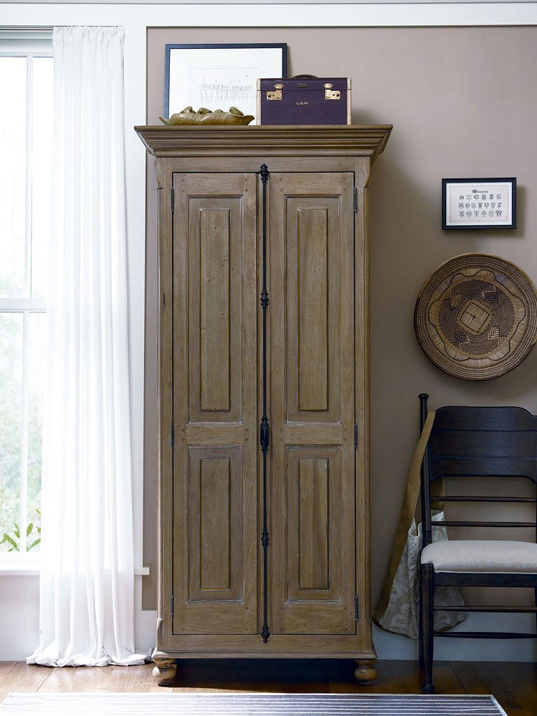 Down Home Utility Cabinet (Oatmeal)