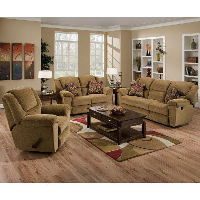 Transformer Reclining Living Room Set