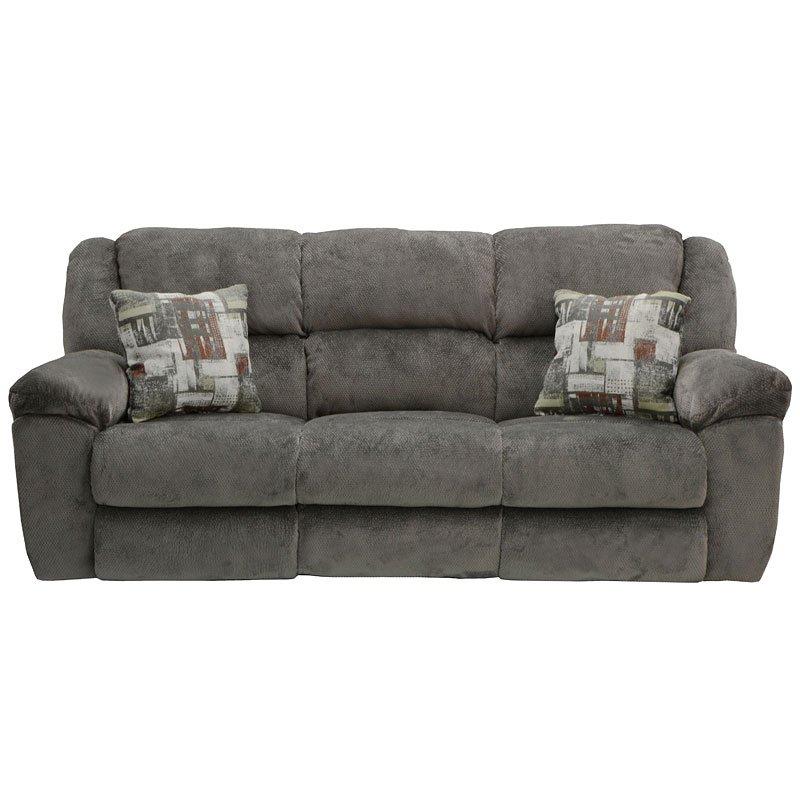 Transformer Triple Reclining Sofa W Drop Down Table Seal