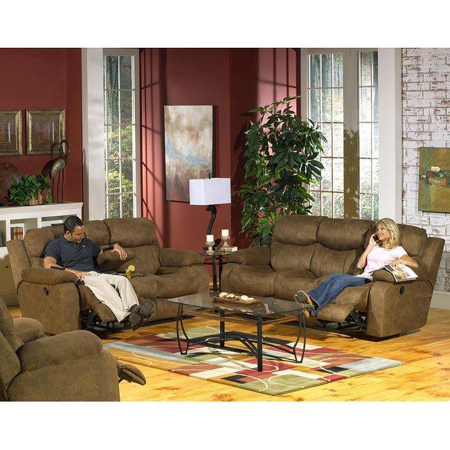 Living Room Furniture Ct: Frisco Reclining Living Room Set Catnapper