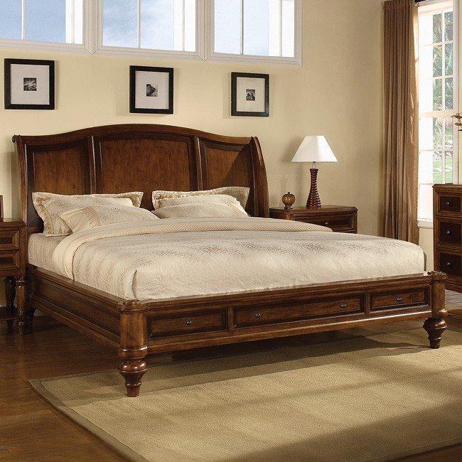 Brendon Storage Bed