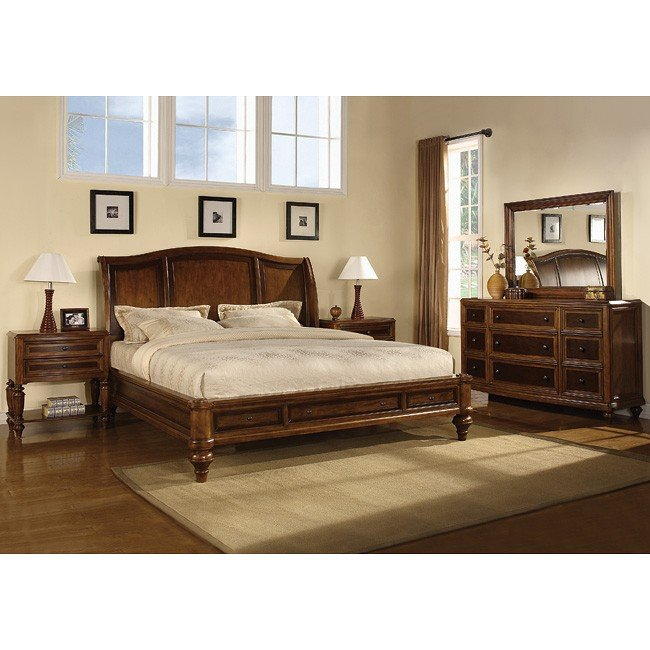 Brendon Storage Bedroom Set