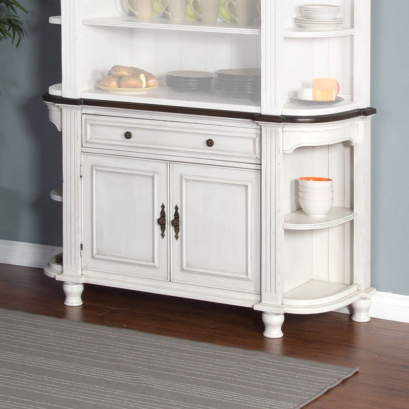 Country Kitchen Islands With Seating: Bourbon County Kitchen Island Set W/ Wood Seat Stools