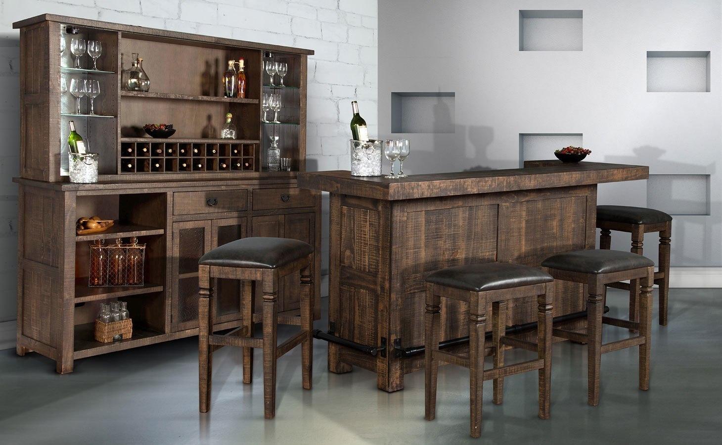 homestead bar set sunny designs furniture cart. Black Bedroom Furniture Sets. Home Design Ideas