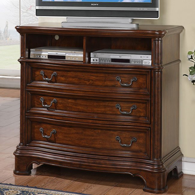 Mill Creek Media Chest