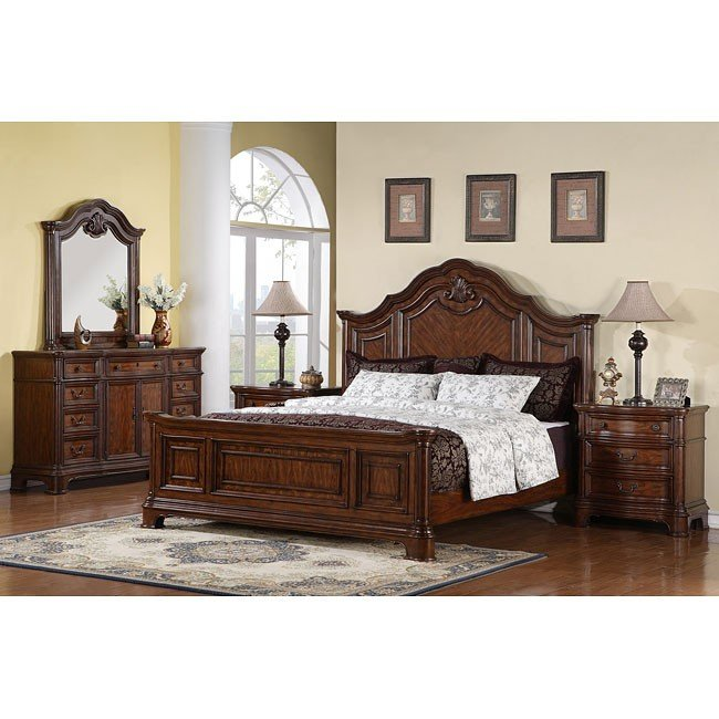 Mill Creek Panel Bedroom Set
