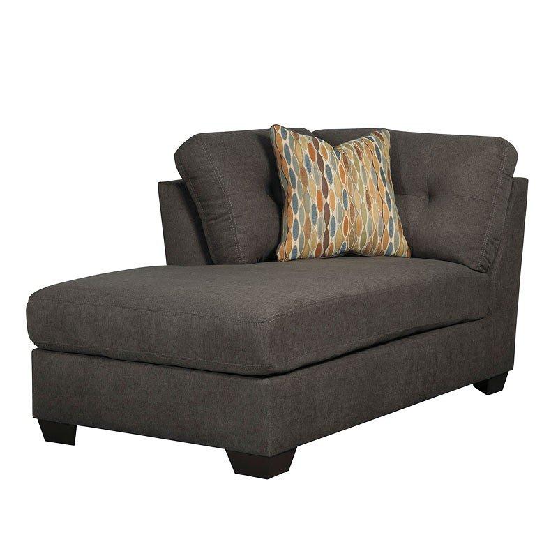 Delta City Steel Sectional Set Benchcraft Furniture Cart