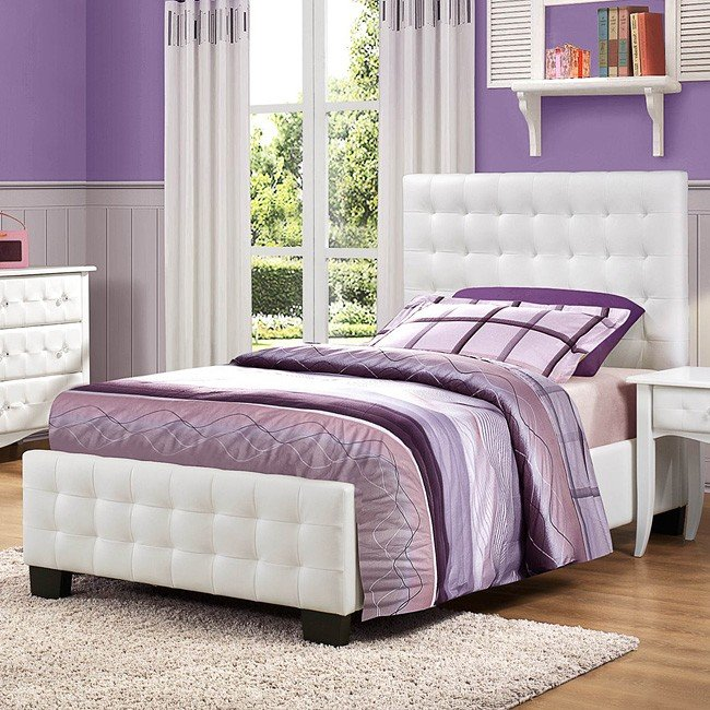 Sparkle Youth Upholstered Bed