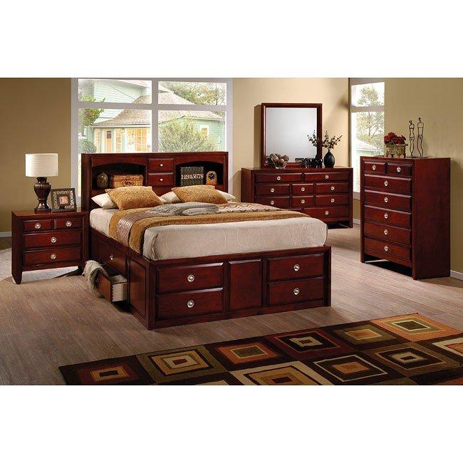 Addison Bedroom Set W/ Storage Bed World Imports