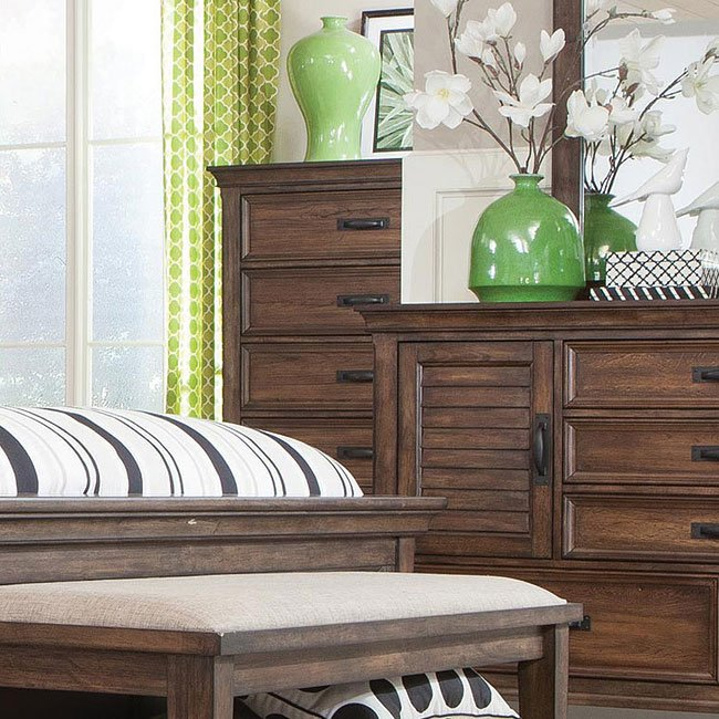 Franco Panel Bedroom Set Coaster Furniture