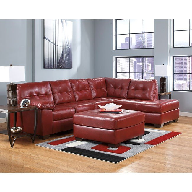 Alliston DuraBlend Salsa Sectional Set