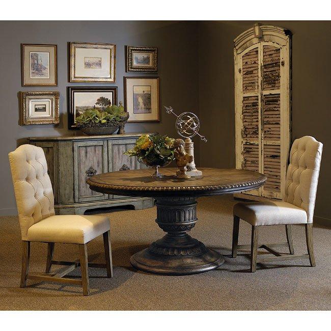Daphne Custom Dining Room Set Pulaski Furniture