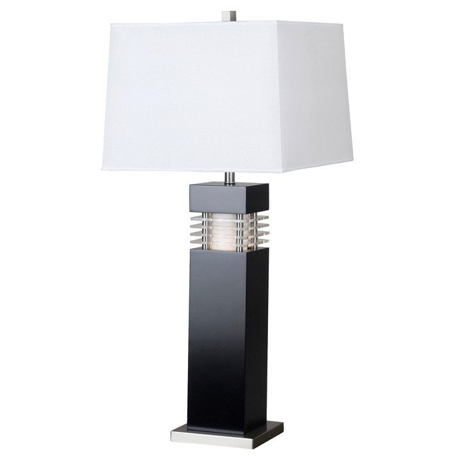 Wyatt Table Lamp (Black)