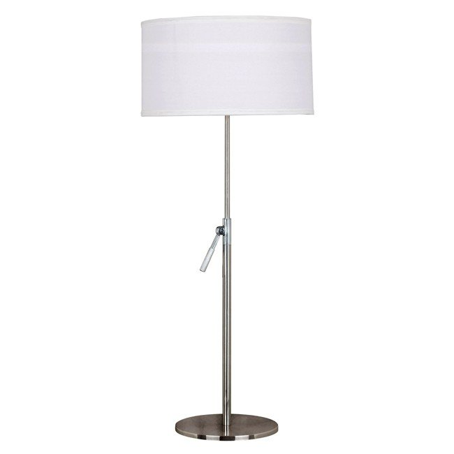 Propel Table Lamp (Brushed Steel)