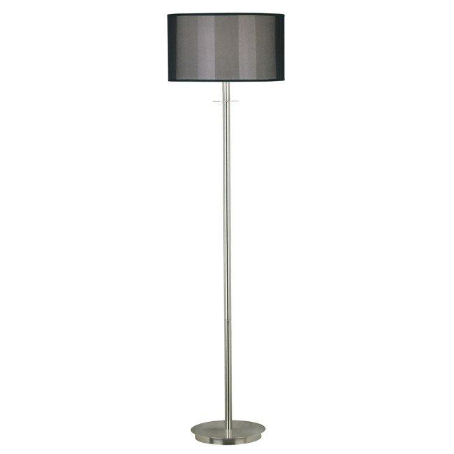 Marlowe Floor Lamp (Brushed Steel)