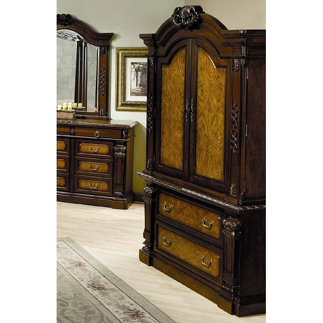 Montecito Canopy Bedroom Set Coaster Furniture, 1 Reviews